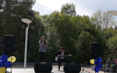 Jaunieji Palangos talentai Europai