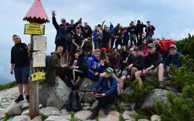 Kelionė į Tatrų kalnus Slovakijoje
