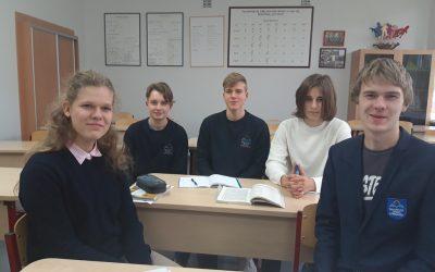 Sėkmė tradicinėje  komandinėje  jaunųjų matematikų olimpiadoje