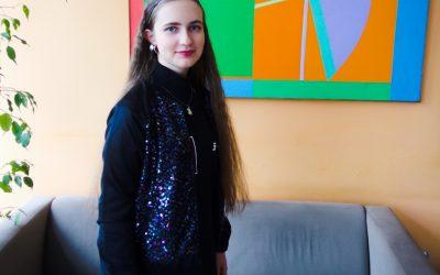 Mūza Svetickaitė – respublikinio konkurso laureatė
