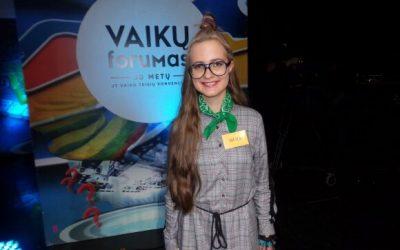 Mūza Svetickaitė –Kristinos Sabaliauskaitės trumpojo rašinio konkurso laureatė